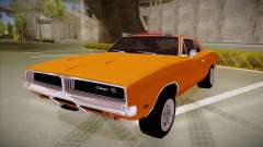 Dodge Charger 1969 (general lee) para GTA San Andreas