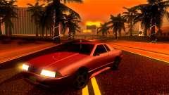 Elegy 2013 JDM para GTA San Andreas