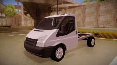 Ford Transit Drift Car para GTA San Andreas