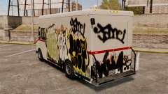 Nuevo graffiti de Boxville