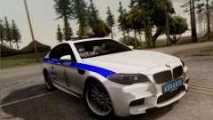 BMW M5 F10 INTERIOR OFICINA