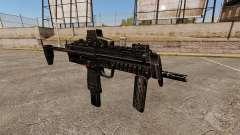 HK MP7 subfusil ametrallador v1 para GTA 4