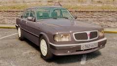 Volga GAZ-3110 para GTA 4