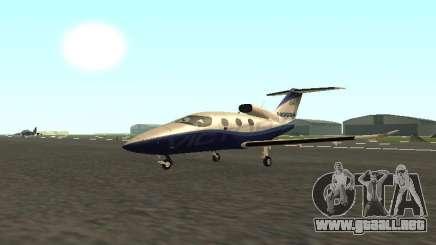 La épica victoria de Microsoft Flight Simulator para GTA San Andreas
