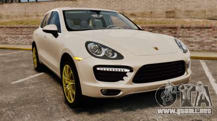 Porsche Cayenne Turbo 2012 v3.5 para GTA 4