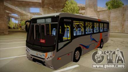 Marcopolo Senior Midi MB OF 1418 Cidade Morena para GTA San Andreas