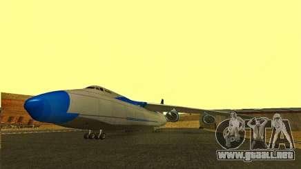 Andromada GTA V para GTA San Andreas