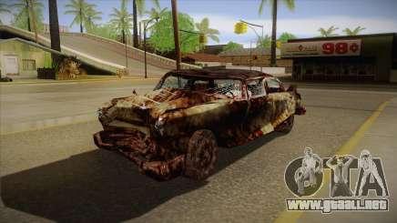New Glenshit para GTA San Andreas