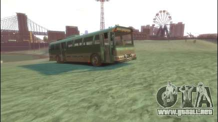 Bus de GTA 5 para GTA 4