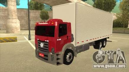 Volkswagen Constellation 24.250 para GTA San Andreas