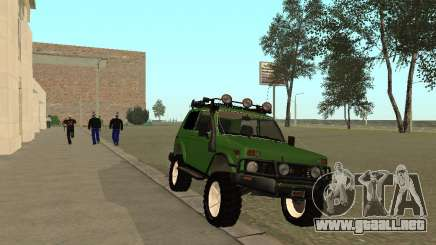 VAZ 21213 Niva 4 x 4 Off Road para GTA San Andreas