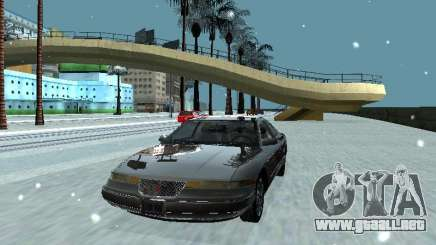 Lincoln Continental Mark VIII 1996 para GTA San Andreas