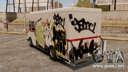 Nuevo graffiti de Boxville para GTA 4
