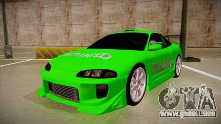 Mitsubishi Eclipse GSX 1996 [WAD]HD para GTA San Andreas