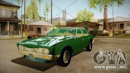 Fasthammer para GTA San Andreas
