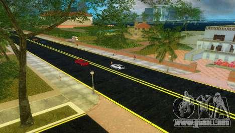 Nuevas carreteras Starfish Island para GTA Vice City