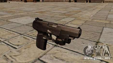 Pistola FN Five-seveN para GTA 4