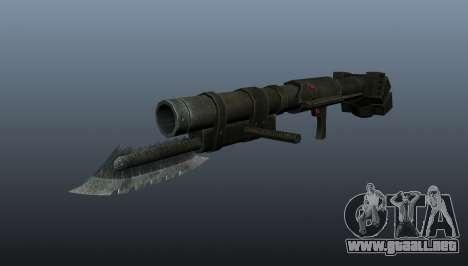 Lanzacohetes para GTA 4