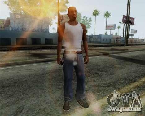 Granada de luz HD para GTA San Andreas segunda pantalla