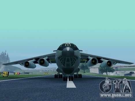 Il-76td v1.0 para GTA San Andreas left