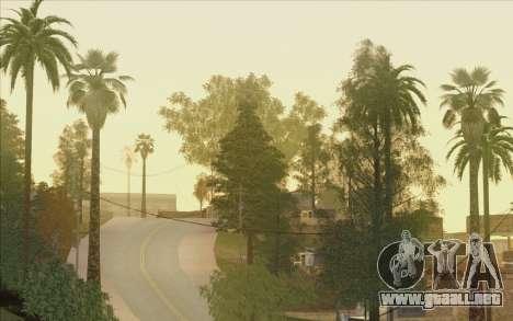 Behind Space Of Realities - Cursed Memories para GTA San Andreas décimo de pantalla