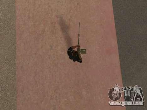 TVNS para GTA San Andreas sucesivamente de pantalla