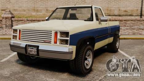 Rancher different look para GTA 4
