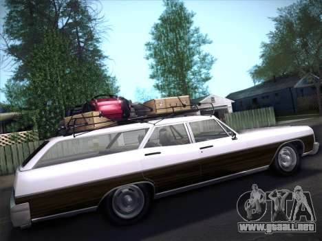 Regina from GTA V para la visión correcta GTA San Andreas