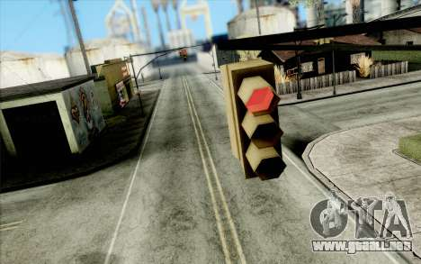 Atmosphere realistic autumn v1.0 para GTA San Andreas sucesivamente de pantalla