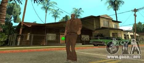 Kelly de piel de GTA Vice City Beta para GTA San Andreas tercera pantalla