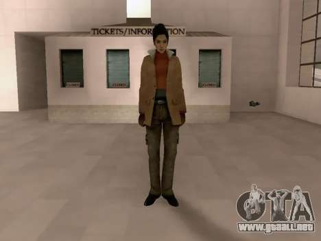 La Cosa Nostra HD Pack para GTA San Andreas sucesivamente de pantalla