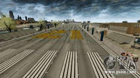 Euro Drag Strip para GTA 4 segundos de pantalla