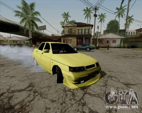 VAZ 2110 v2 para GTA San Andreas