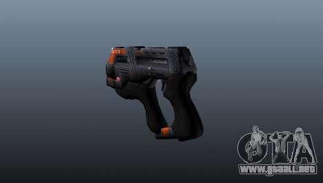 Pistola M6 Carnifex para GTA 4 segundos de pantalla