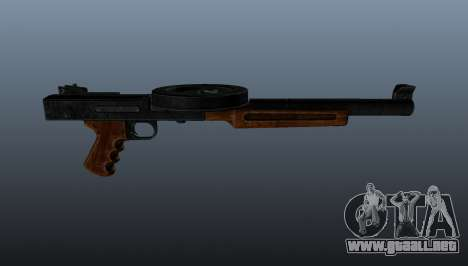 La metralleta SMG silenciado para GTA 4 tercera pantalla