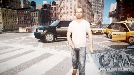 Trevor Fillips from GTA V para GTA 4 quinta pantalla