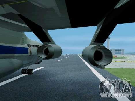Il-76td v1.0 para la visión correcta GTA San Andreas