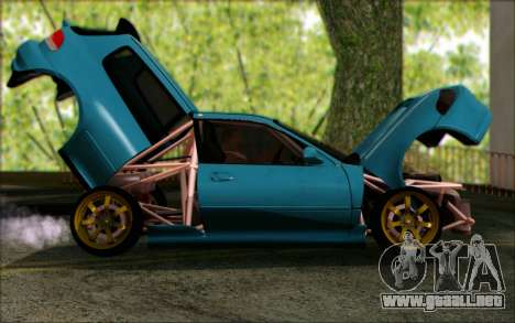 Honda Civic EG6 Tube Frame para la visión correcta GTA San Andreas