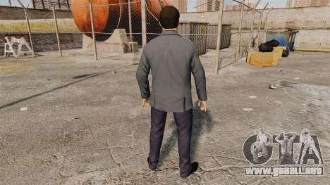 Michael de Santa para GTA 4 segundos de pantalla