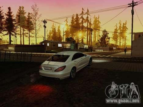 SA_RaptorX v1.0 para PC débil para GTA San Andreas sexta pantalla