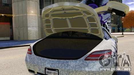Mercedes Benz SLS AMG 2011 v3.0 [EPM] para GTA 4 interior