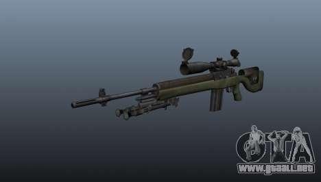 Rifle de francotirador OSV-96 para GTA 4