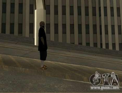 Vagos Skin Pack para GTA San Andreas sucesivamente de pantalla