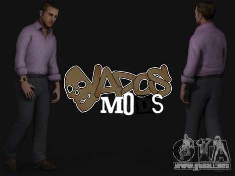 La Cosa Nostra HD Pack para GTA San Andreas segunda pantalla