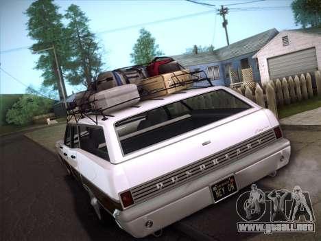 Regina from GTA V para la vista superior GTA San Andreas
