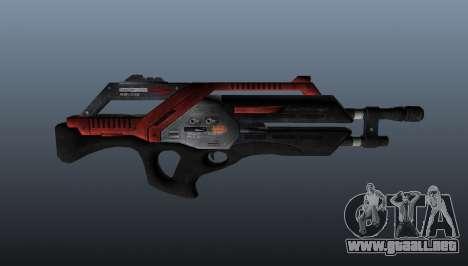 M-76 Revenant para GTA 4 tercera pantalla