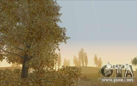 Behind Space Of Realities - Cursed Memories para GTA San Andreas sucesivamente de pantalla