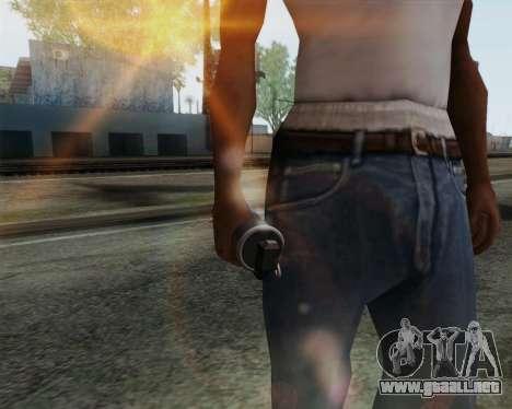 Granada de luz HD para GTA San Andreas