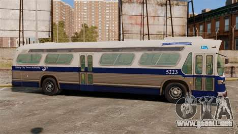 GM TDH 5303 v1 para GTA 4 left