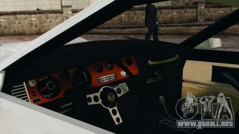 Pontiac Trans Am 1982 Beta v0.1 para GTA 4 visión correcta